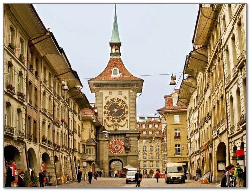 Самые красивые места Швейцарии (Фото)