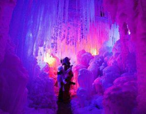 Ледяные дворцы Шварцзее