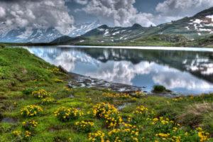 озеро Бахальпзее