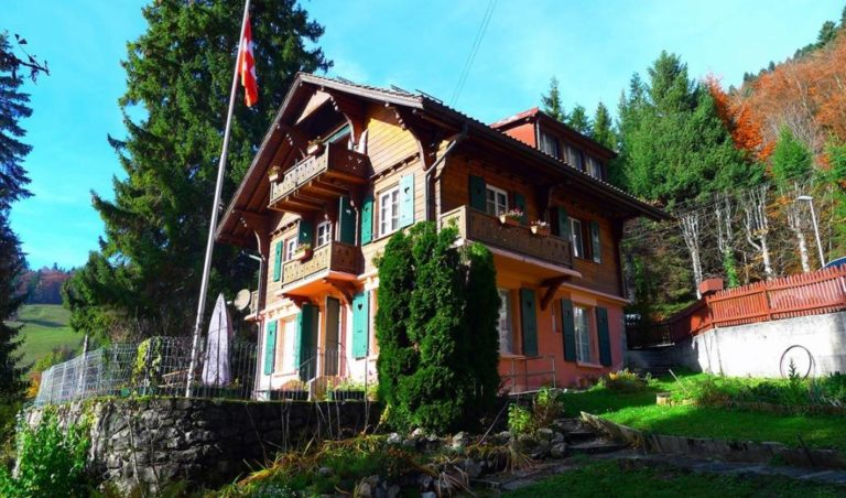 Аренда жилья в швейцарии цвет дубай