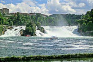 Озера и реки Швейцарии