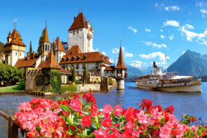 Швейцария достопримечательности