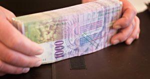Швейцарские счета