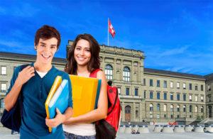 швейцарские университеты студенты