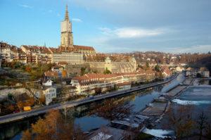 Старый город в Берне
