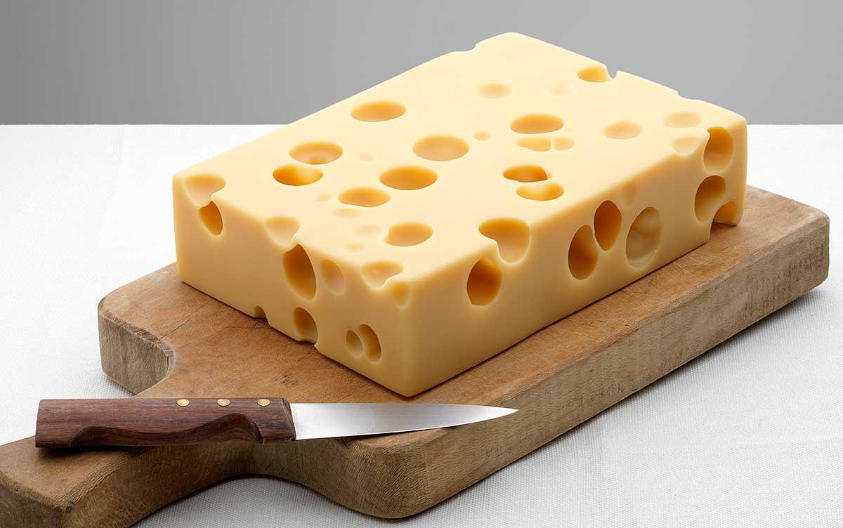 Характеристики сыра Эмменталь