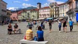 площадь Piazza Grande