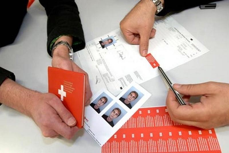 Иммиграция в Швейцарию из России в 2019 году