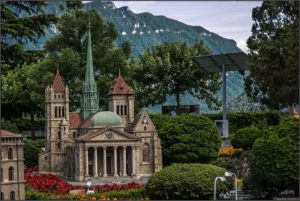 Женева собором Святого Петра