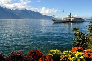 Женевское озеро_